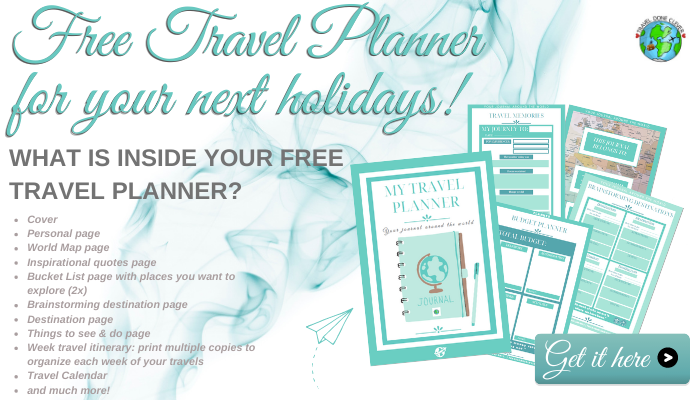 Free Travel Planner for your next holidays to French Riviera