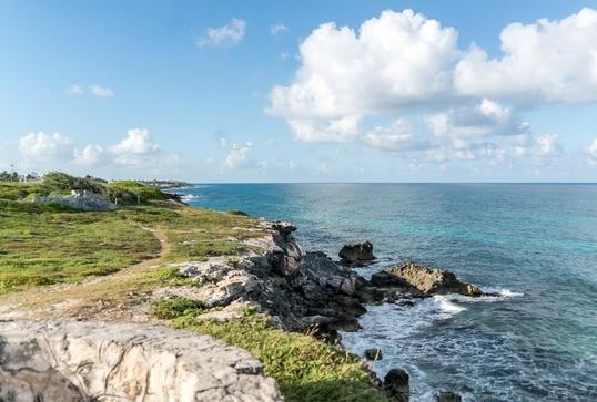 Punta Sur, la Isla, Mexico