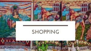 shopping in Cancun is one of the best things to do because Cancun is a shopping haven where you can find everything from ultra–chic designer stores and famous brand names to souvenir shops selling local Mexican handcrafts.