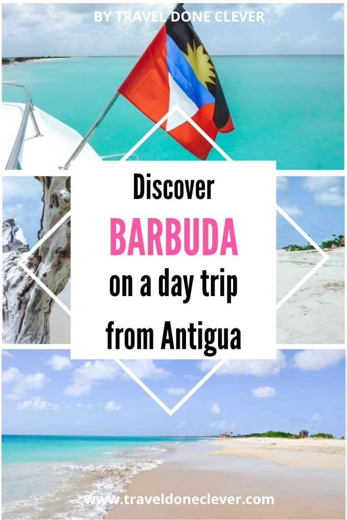 Barbuda, an unspoiled sister island of Antigua