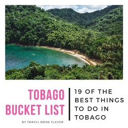 Tobago 19 places to visit when on the island