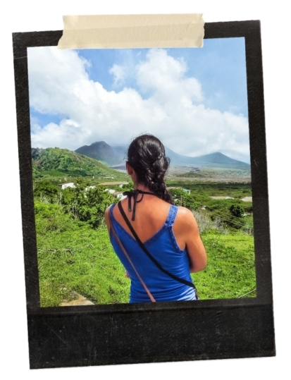 """Life in Montserrat island: A modern """"Pompeii of the Caribbean"""" can be visited only with police permission and accompanied by a certified guide."""