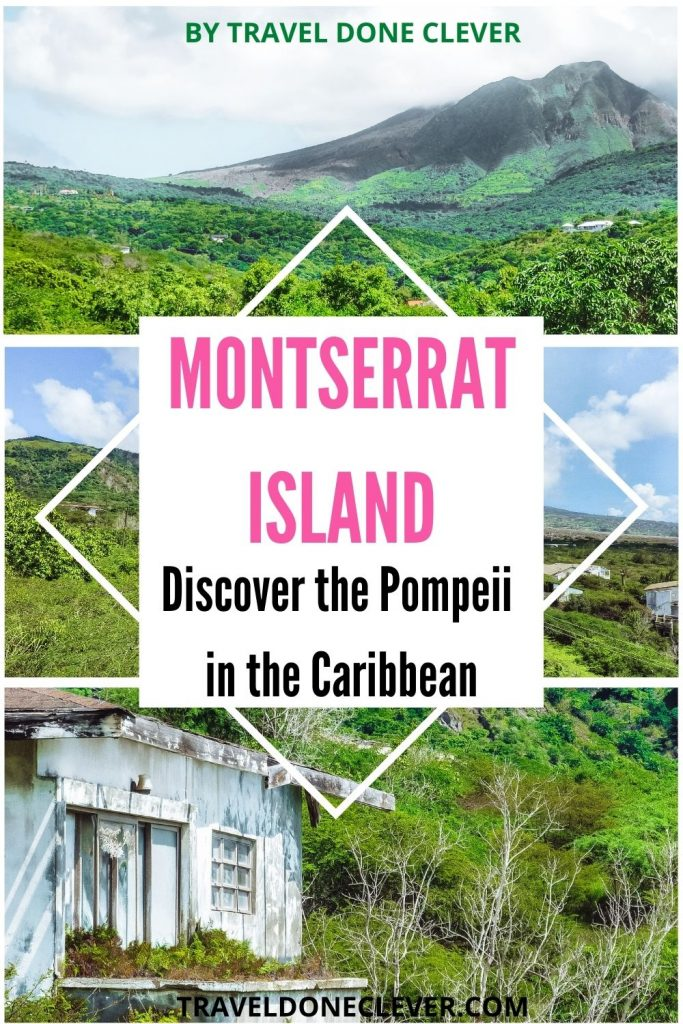 Montserrat Island:off-the radar Caribbean island