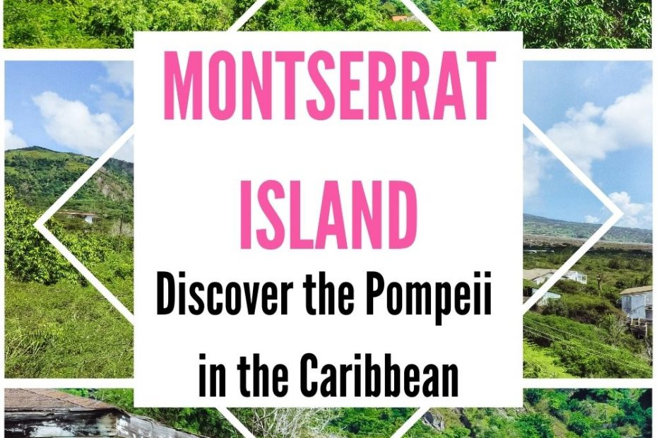 "Discover Montserrat Island, unique volcano paradise in the Caribbean. A ""half-distroyed"" lush Montserrat isle has plenty to offer."
