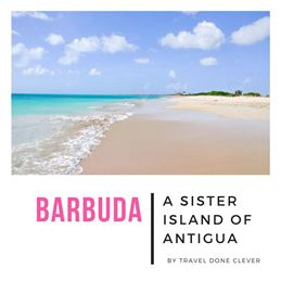 discover Barbuda from Mexico
