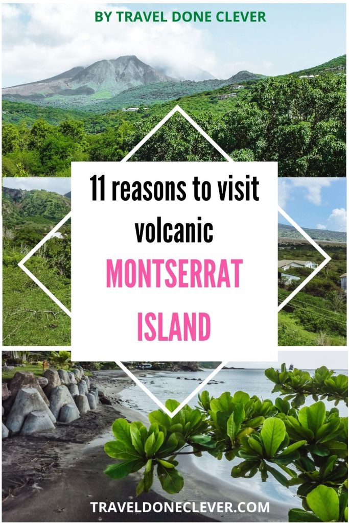 Why Montserrat Island should be on your travel list
