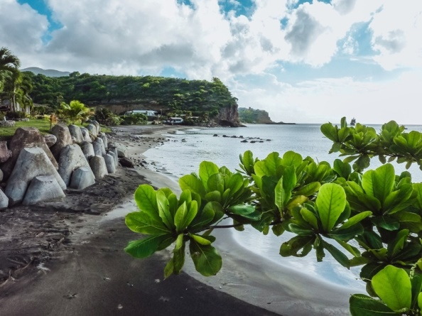 Beaches in Montserrat island are another attraction on the island because due to the volcanic eruption, Montserrat is home to secluded volcanic black sand beaches. Moreover, none of the beaches gets crowded.