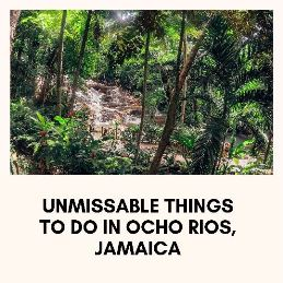 things to do in and near Ocho Rios in Jamaica
