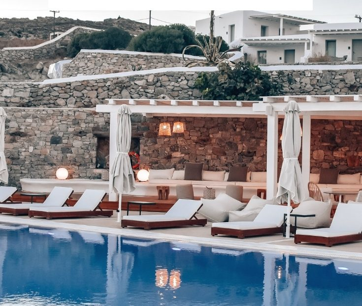 Find out why this elegant OSOM Resort in Mykonos is perfect for your summer escape in Greece. Read out hotel review and find out what to really expect before your visit.