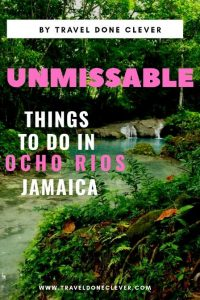 There are many fun things to do in Ocho Rios in Jamaica! From beautiful beaches to refreshing waterfalls, Ochi is full of unique attractions. Make sure you don`t miss them!