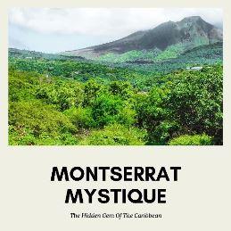Caribbean holiday Montserrat island