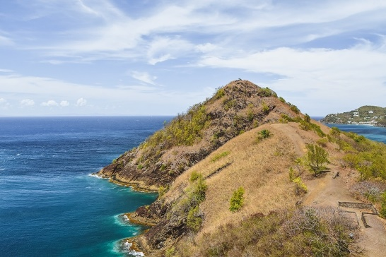 Pigeon Island: ? Visit Pigeon Island, an easy half-day escape from crowded Rodney Bay. A historic landmark with the opportunity to see the island from above became a strategic lookout point for defending the shores of St Lucia in the 18th century.