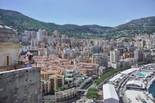 Monaco: billionaires playground