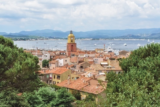 Saint Tropez in France: Discover the best things to do in Saint Tropez and experience and enjoy the cosmopolitan buzz of this famous city.