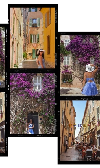 things to do in St Tropez: exploring St Tropez Old Town is one of the best things to do in St Tropez becasue it is suited for pedestrians, even with all the exclusive locations. Most sights are within easy reach of the marina.