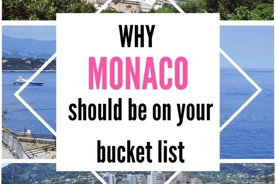 You don`t have to be a millionaire to experience a land of the filthy rich. Discover best things to do in Monaco and its secrets. Ready?