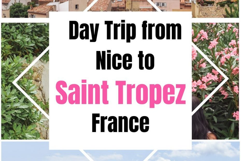 Plan your perfect escape to St. Tropez in France. Uncover 9 of the best things to do in Saint Tropez and experience a history in this charming French town.