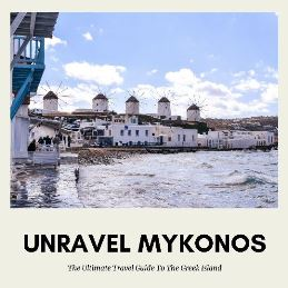 weekend in Mykonos