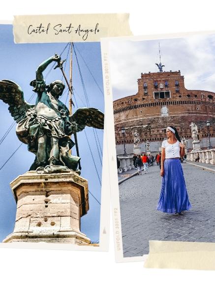 Castel Sant Angelo in Vatican