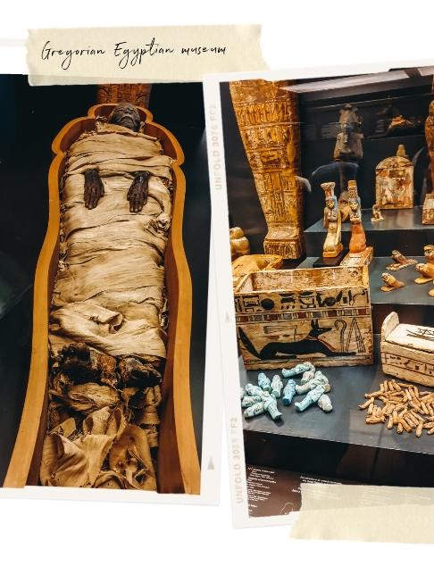 Gregorian Egyptian Museum Vatican