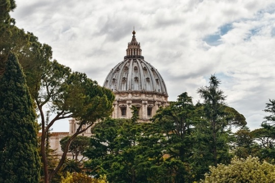 St Peter`s Basilica views