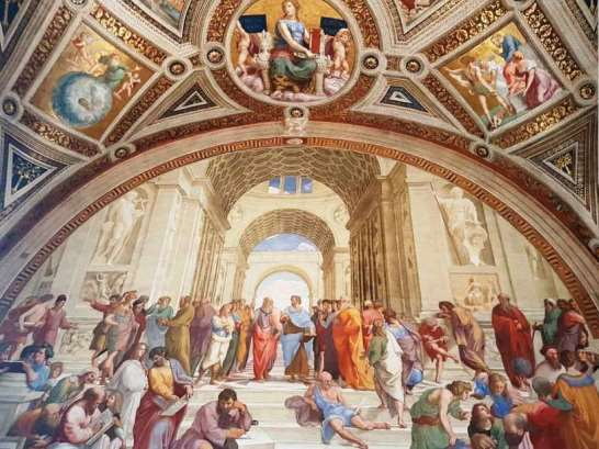 the raphael rooms vatican