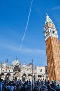Campanle San Marco in Venice