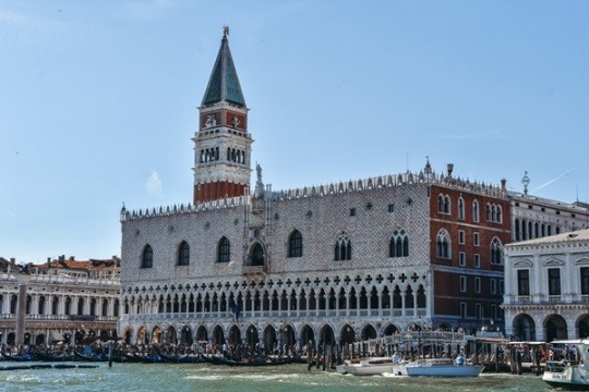 Doges palace (Palazzo Ducale)