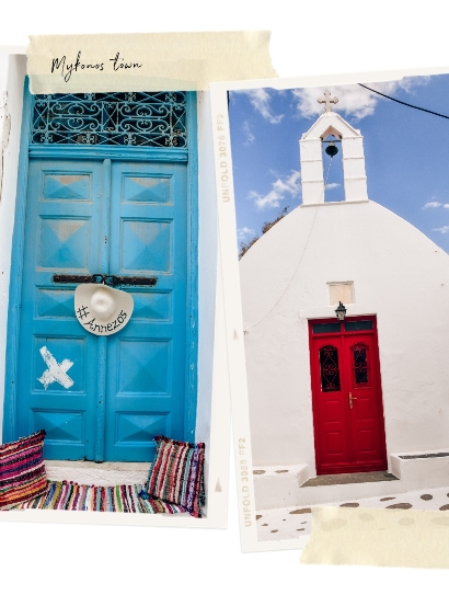 what to do in Mykonos town: It may be small, but it is one of the best examples of traditional Cycladic architecture. Mykonos town is genuinely gorgeous and is undoubtedly worth spending a half-day.
