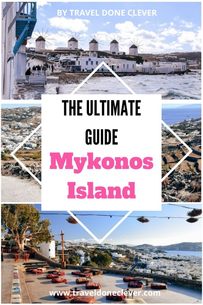 What to do in Mykonos island
