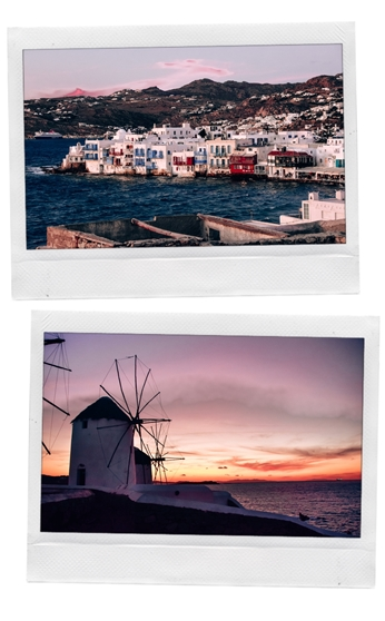 top places to see the sunset in Mykonos