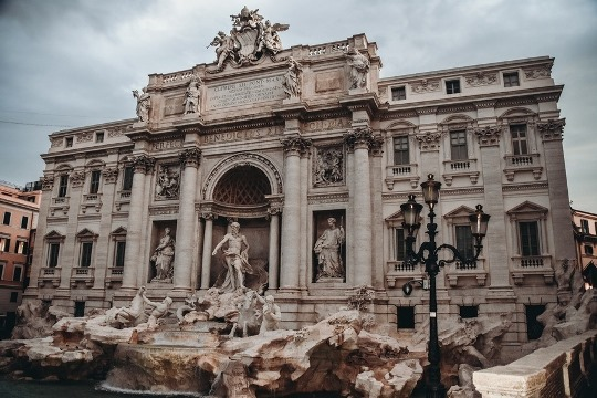 Free things to do:  the Trevi Fountain is one the best things to see in the city because it is the most iconic fountains in the world.