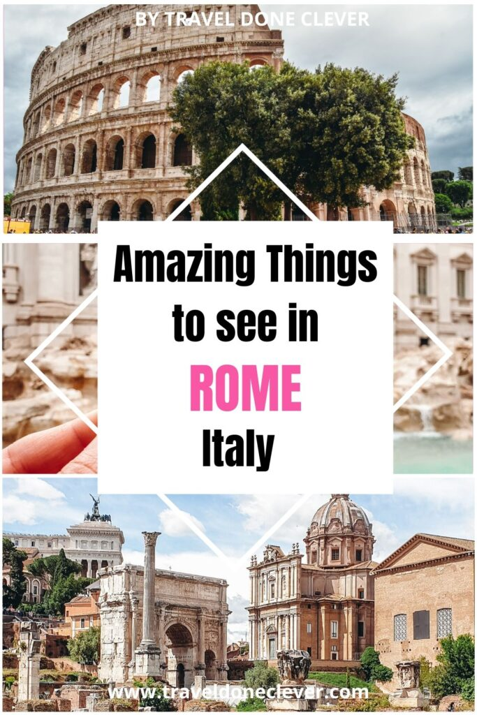 Top Things To Do in Rome Italy revealed