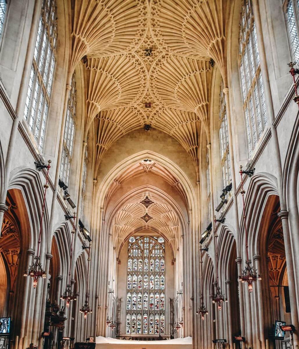 Bath Abbey UK