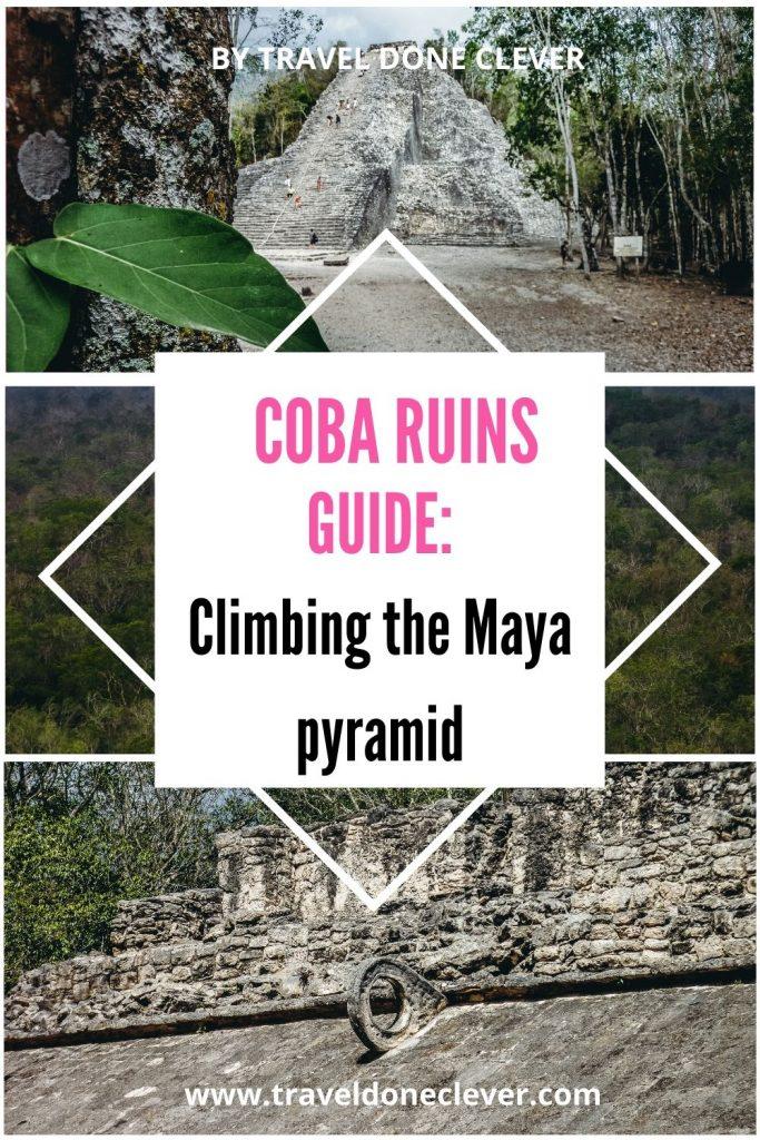 Coba ruins: a sacred Maya site in Mexico