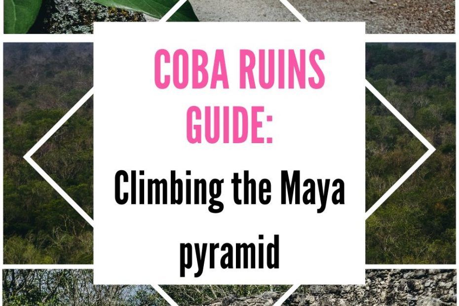 Make your trip to Coba memorable. This sacred Maya site is one of the most beautiful ruins in Mexico. Hence, don`t miss it out when exploring Riviera Maya.