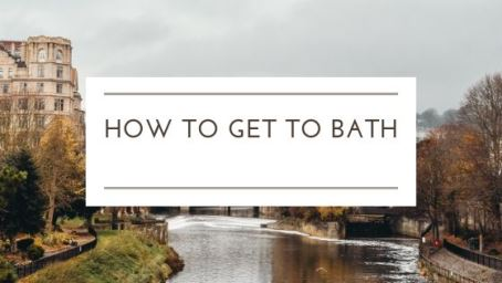 how to get to city of Bath