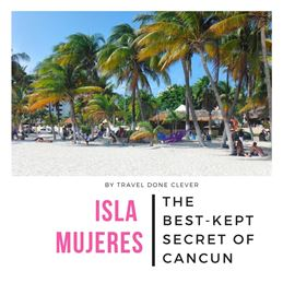 unique day trip from Cancun to laid-back Isla Mujeres