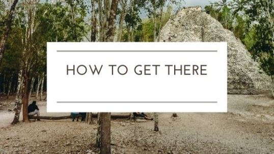 how to get to Coba all important information