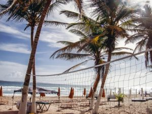 Isla Margarita Venezuela beaches: It may be the busiest and most famous beach on the island, but Playa el Agua is big on beauty. The gold sand beach lined with palm trees, restaurants, and shops is popular with the locals and visitors alike. :