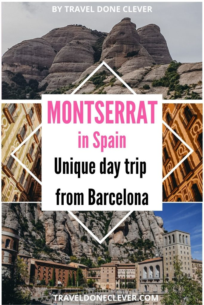 Montserrat in Spain: Unique Barcelona day trip
