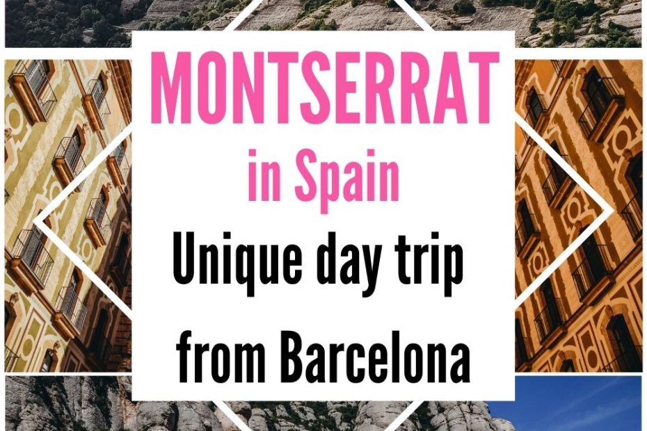 Discover Montserrat in Spain, one of Catalonia`s most beautiful areas, on a day trip from Barcelona in Spain.