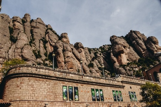 When in Montserrat in Spain, don`t forget to visit Montserrat museum and the Espai Audio Visual.