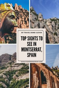 epic places in Montserrat Spain