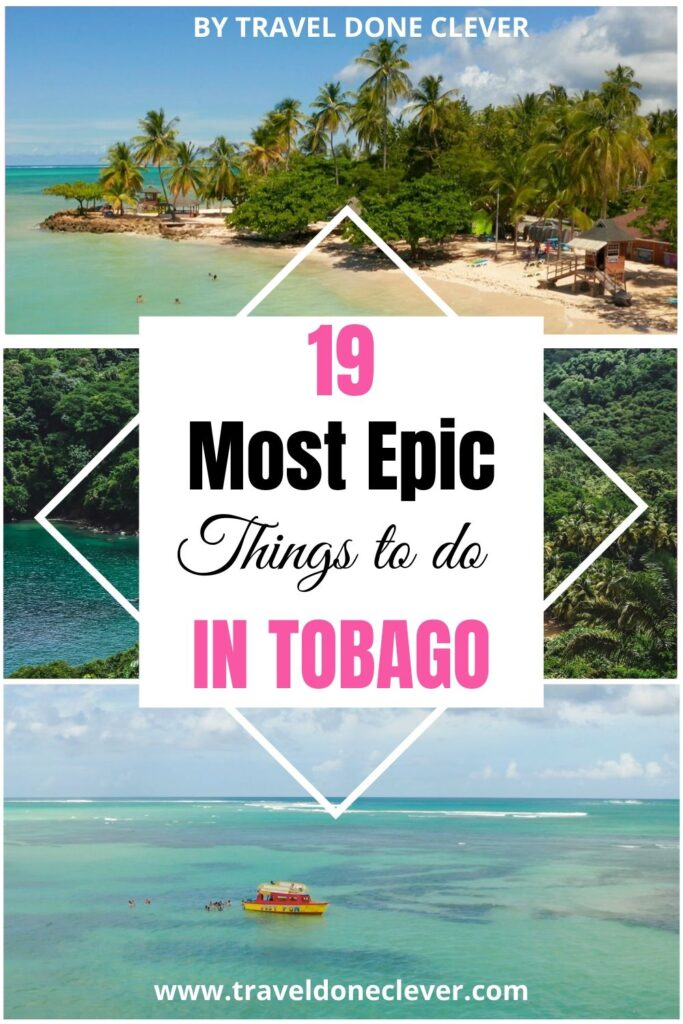 TOBAGO BUCKET LIST: 19 of the best things to do