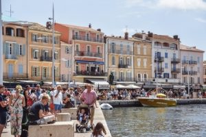 Saint Tropez harbour French Riviera why to visit this lovely coastal town