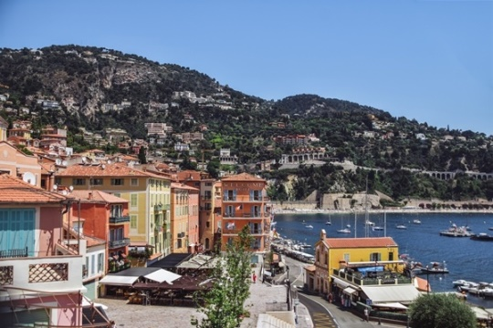 day trip from Nice to Villefranche-sur-mer. Villefranche Sur Mer is hidden secret of the French Riviera