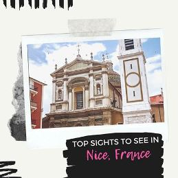 places to visit on the French Riviera Nice town: discover authentic Nice when on the French Riviera
