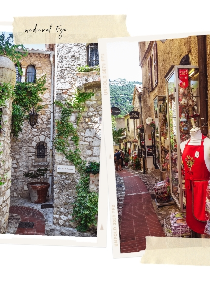 what to do in Villefranche-sur-mer near Nice in France