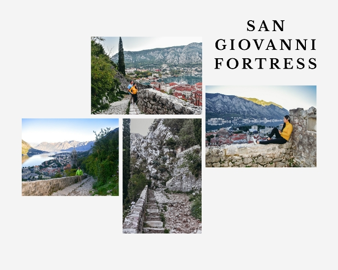 San Giovanni fortress: The walk up to the medieval castle is a challenging hike, but the views from the top are definitely worth every step.